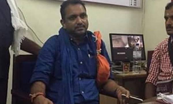 K Surendran, Chest Pain, Arrest