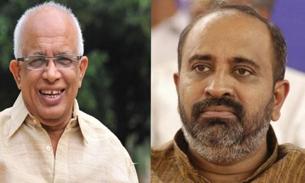 Mathew T Thomas, Krishnankutty, Minister