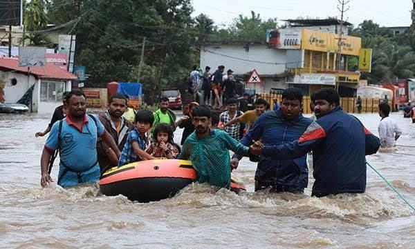 Kerala floods, Centre, Rs 2,500 cr relief