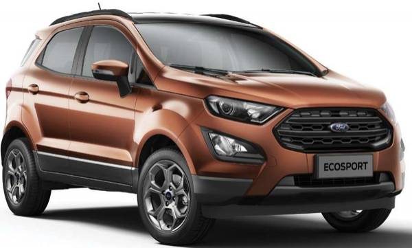 mahindra outlets start selling ford ecosport