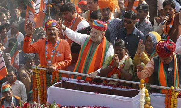 Amit Shah, Rath Yatra, BJP