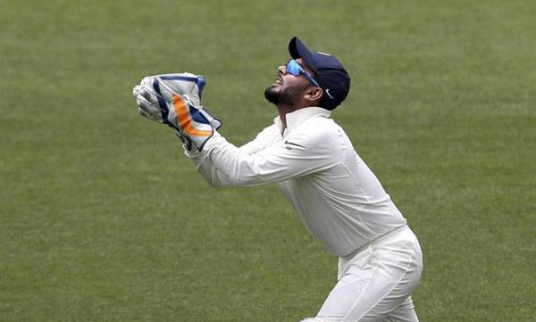 sports-news-india-vs-australia-rishabh-pant-equals-world-record-for-most-catches-in-a-test