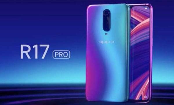 oppo r17 pro sales started