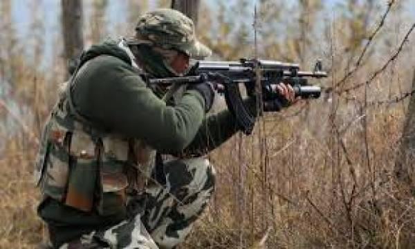 Two militants, Encounter, Baramulla