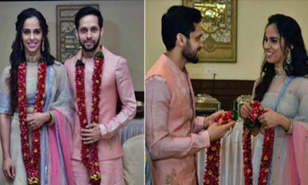 sports-news-saina-nehwal-parupalli-kashyap-tie-the-knot-announce-on-twitter