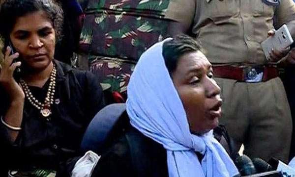 sabarimal women visit