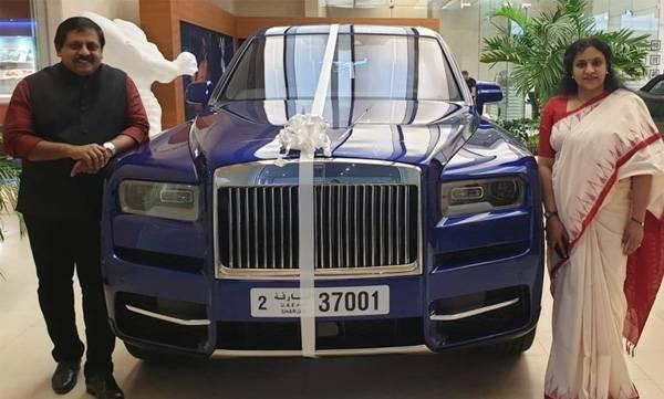 Rolls Royce, Sohan roy