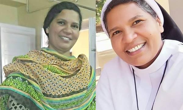 Sister Lucy kalapura