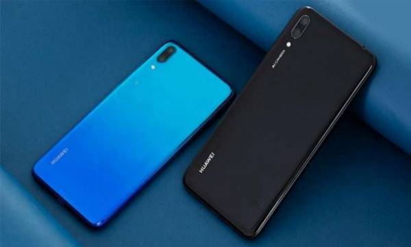 huawei y7 pro 2019 launched