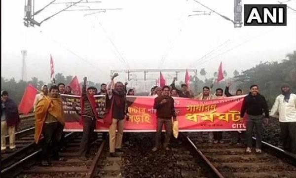 Bharat Bandh, Protest