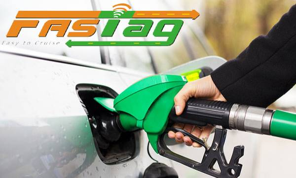 fast tags are used to fill fuel in vehicles