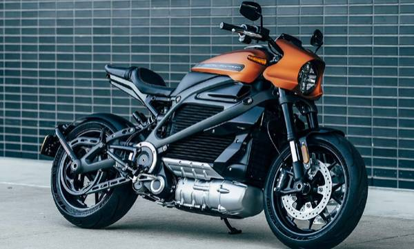Harley Davidson LiveWire is the brand's first electric bike
