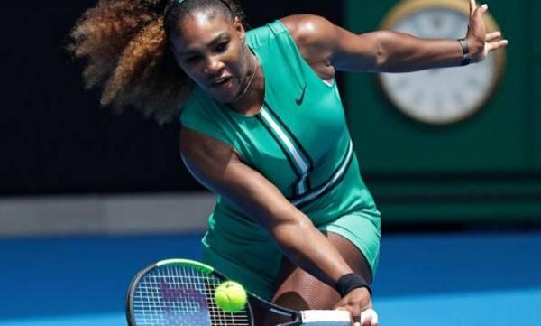 Australian Open 2019, Serena Williams