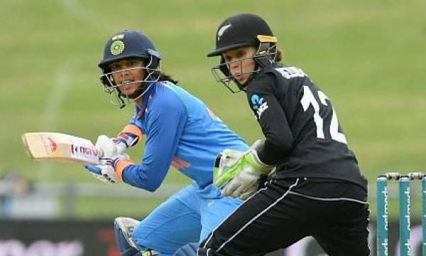 Smriti Mandana, sports, New Zealand