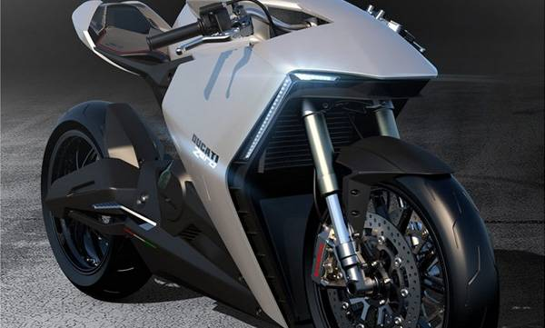 Ducati electric bike