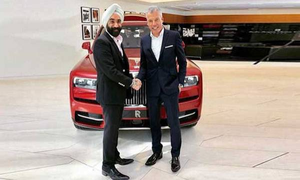 Rolls Royce, Billionaire Sardar