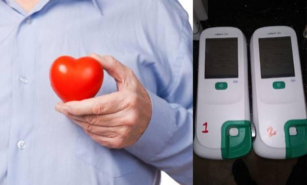 Heart Attacks,  Trivandrum Medical College