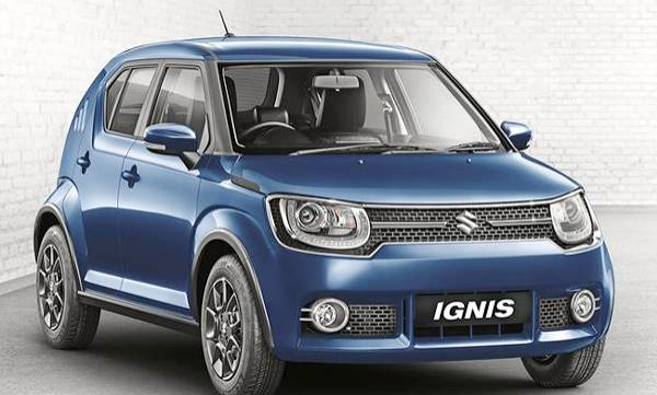 maruti ignis production stopped reports