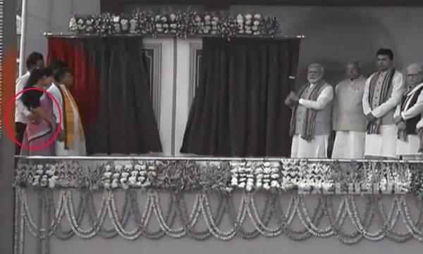 PM Modi, Tripura minister