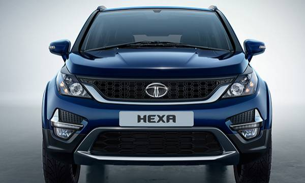 tata hexa launch india