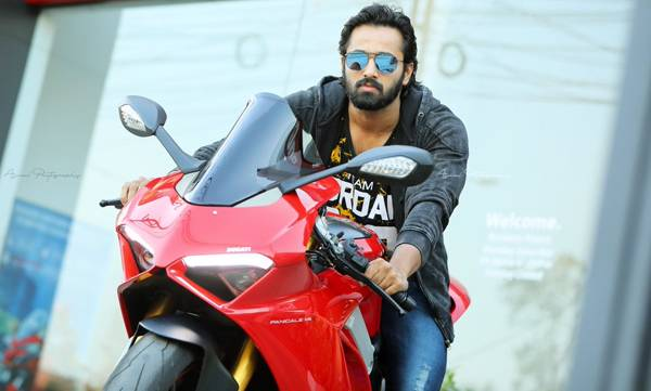 unni mukundan about his love for bikes