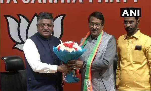 Congress, BJP, Tom Vadakkan