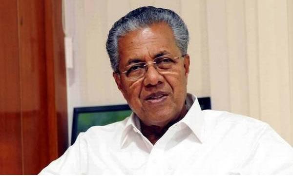 Pinarai Vijayan, Tom Vadakkan, BJP