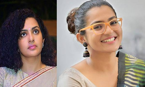 Actress Parvathy,  Social media