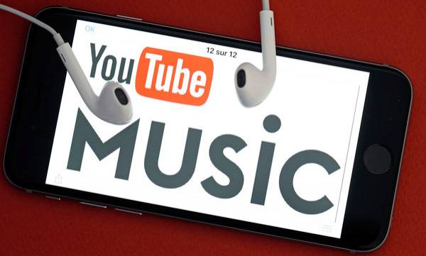 youtubes music streaming service