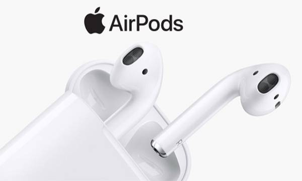 second generation apple airpods launched