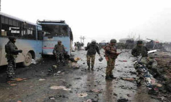 Pulwama attack, Pakistan , terror camps