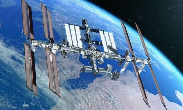 NASA, ISS