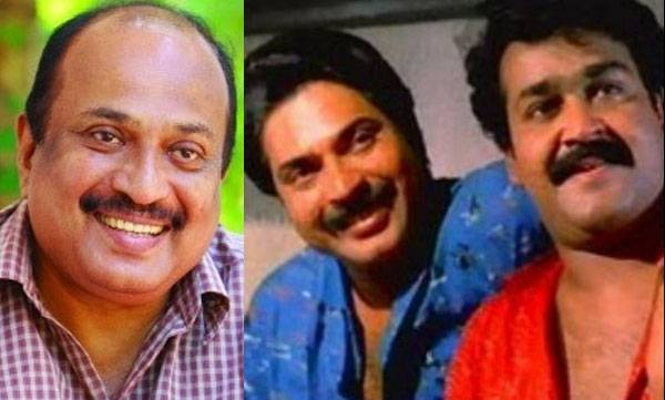 about mohanlal and mammootty