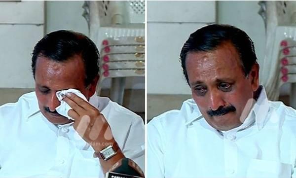 MK Raghavan