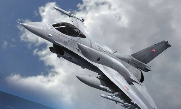 US,, Pakistan, F-16 Jets