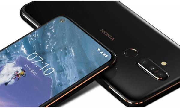 nokia x71 price punch hole selfie camera launched taiwan specifications