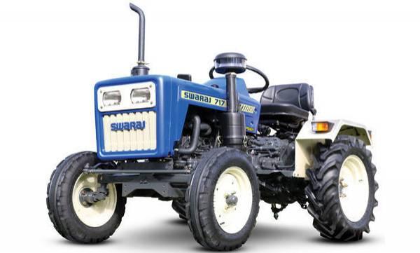 15 lakh tractors by swaraj