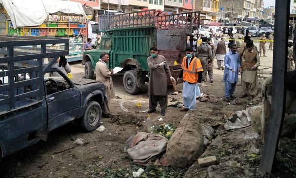 16 killed, Bomb blast, Pakistan
