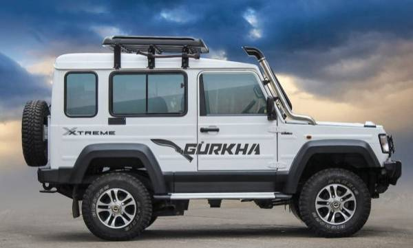 force gurkha abs launched