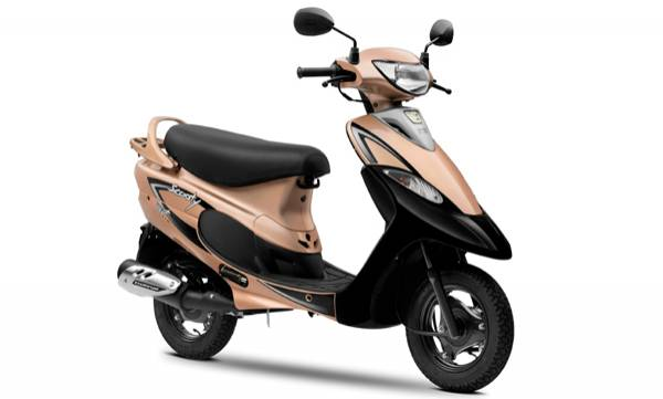 celebrating 25 years of scooty tvs introduces 2 new colours