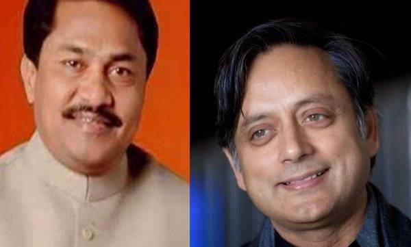 Sasi Tharoor,  Congress