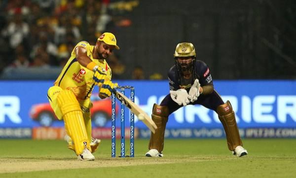 Suresh Raina, Ravindra Jadeja, Chennai Super Kings,  Kolkata Knight Riders