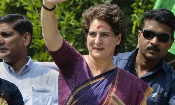 BJP, Priyanka Gandhi