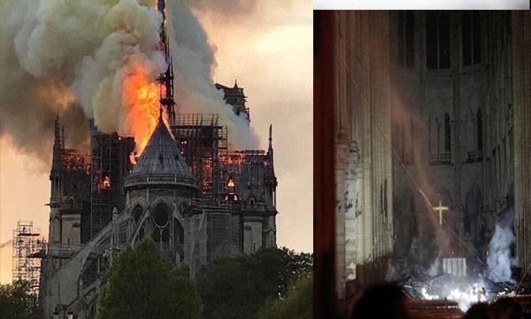 Paris, Notre Dame,