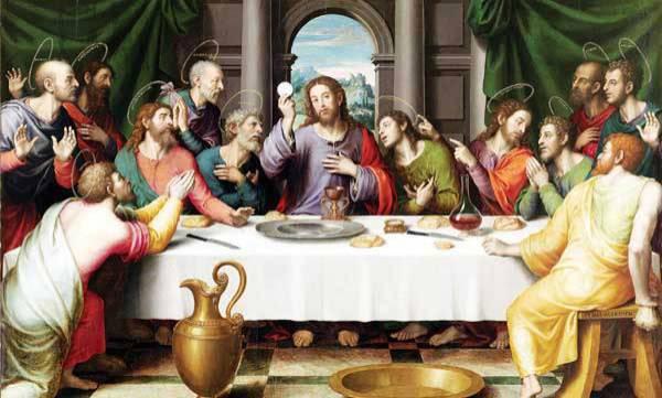 Christians,  Maundy Thursday