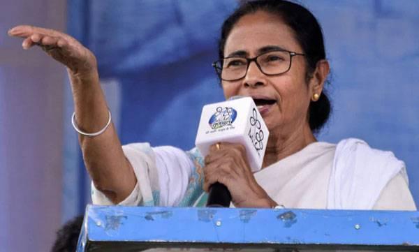 Mamata Banerjee,  Congress Leader