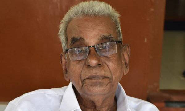KC Prabhakaran, CPI