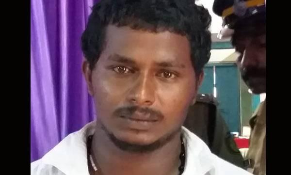 arrested for molesting