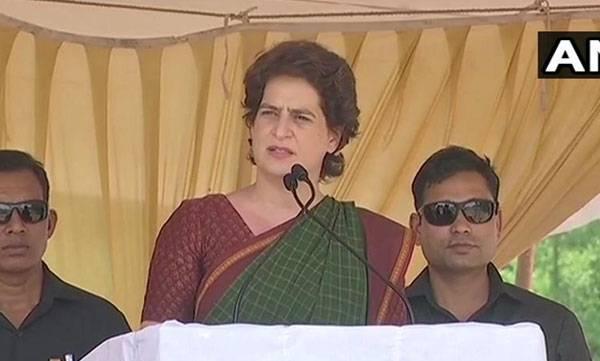 Priyanka Gandhi, NDA
