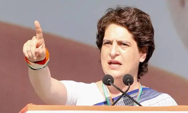 Priyanka Gandhi, Indira Gandhi